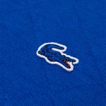 Женская толстовка Lacoste Live Crewneck Royal Blue фото- 2