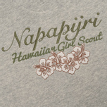 Napapijri Basilia Women's Sweatshirt Solid Grey photo- 3