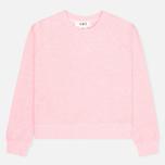 YMC Reverse Women's Sweatshirt Pink photo- 0