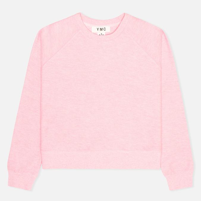 Женская толстовка YMC Reverse Pink