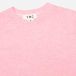 Женская толстовка YMC Reverse Pink фото- 1
