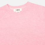 YMC Reverse Women's Sweatshirt Pink photo- 1