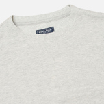 Мужская толстовка Woolrich Flanders Crew Neck Light Grey фото- 1