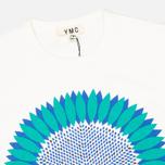 Мужская толстовка YMC Flower Print White фото- 1