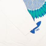 Мужская толстовка YMC Flower Print White фото- 3