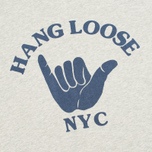 Мужская толстовка YMC Hang Loose NYC Grey фото- 2