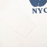 Мужская толстовка YMC Hang Loose NYC White фото- 3