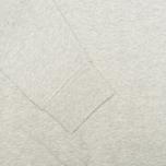 Мужская толстовка YMC Logo Print Crew Neck Grey фото- 3