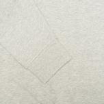 YMC Logo Print Crew Neck Sweatshirt Grey photo- 3