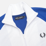 Мужская толстовка Fred Perry Chevron Track White/Regal фото- 2