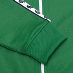 Мужская олимпийка Fred Perry Laurel Wreath Tape Track Green фото- 4