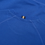 Fred Perry Loopback Crew Neck Men`s Sweatshirt Royal photo- 3