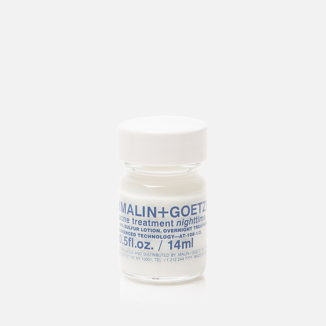 Сыворотка для лица Malin+Goetz Acne Treatment Nighttime 14ml