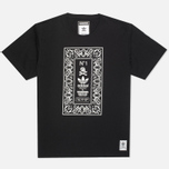 adidas Originals x Neighborhood SSL Tee1 T-shirt Black photo- 0