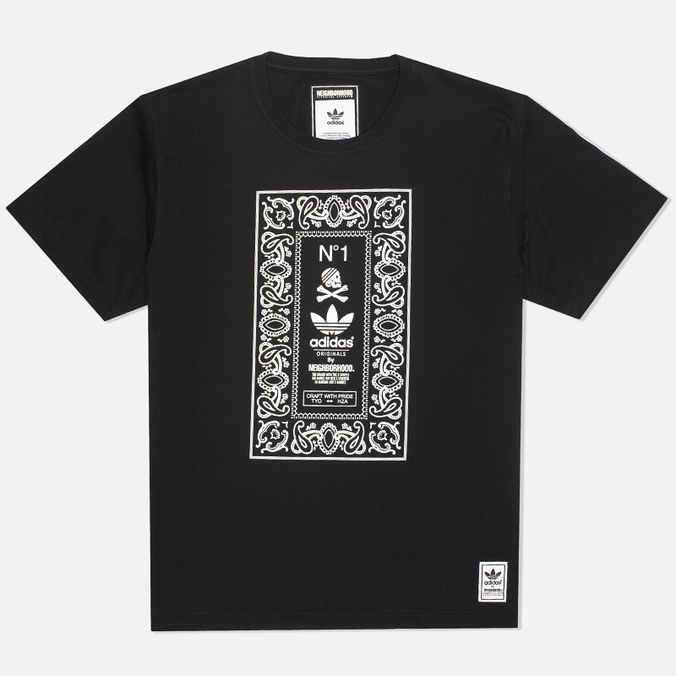 Мужская футболка adidas Originals x Neighborhood SSL Tee1 Black