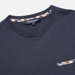 Мужская футболка Aquascutum Brady Navy фото- 1