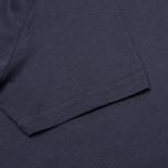 Мужская футболка Aquascutum Brady Navy фото- 3