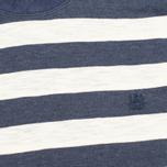 Aquascutum Buster Striped T-shirt Blue photo- 2