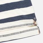 Мужская футболка Aquascutum Buster Striped Blue фото- 3