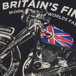 Мужская футболка Barbour Bickenhill Black фото- 1