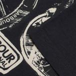 Мужская футболка Barbour Bickenhill Black фото- 3
