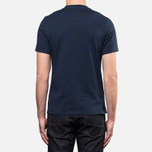 Мужская футболка Barbour Catterick Navy фото- 4