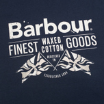 Мужская футболка Barbour Finest Navy фото- 2