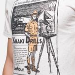 Мужская футболка Barbour Focus Neutral фото- 5