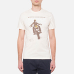 Мужская футболка Barbour Glendale Neutral фото- 4