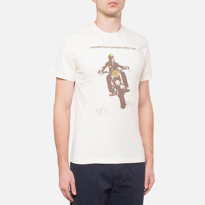 Мужская футболка Barbour Glendale Neutral