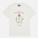 Мужская футболка Barbour Guide Grey Marl фото- 0