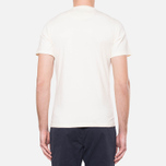 Мужская футболка Barbour Half Jack Neutral фото- 3