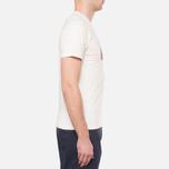 Мужская футболка Barbour Half Jack Neutral фото- 1