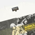 Мужская футболка Barbour International Track Neutral фото- 1