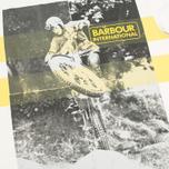 Мужская футболка Barbour International Track Neutral фото- 2