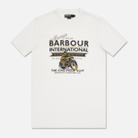 Barbour Lakin T-shirt Neutral photo- 0