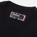 Barbour Morton T-Shirt Black photo- 2