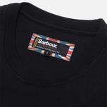 Мужская футболка Barbour Morton Black фото- 2