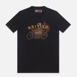 Barbour Morton T-Shirt Black photo- 0