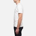 Мужская футболка Barbour New Beacon Off White фото- 2