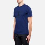 Мужская футболка Barbour New Beacon Royal Blue фото- 1