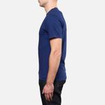 Мужская футболка Barbour New Beacon Royal Blue фото- 2