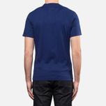 Мужская футболка Barbour New Beacon Royal Blue фото- 4