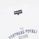 Мужская футболка Barbour Pointer White фото- 1