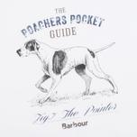 Мужская футболка Barbour Pointer White фото- 2