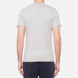 Мужская футболка Barbour Protector Grey Marl фото- 3