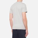 Мужская футболка Barbour Protector Grey Marl фото- 2