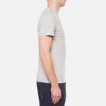 Мужская футболка Barbour Protector Grey Marl фото- 1