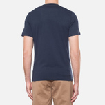 Мужская футболка Barbour Protector Navy фото- 3