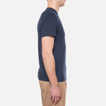 Мужская футболка Barbour Protector Navy фото- 1